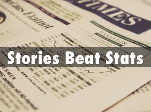 Stories Beat Stats
